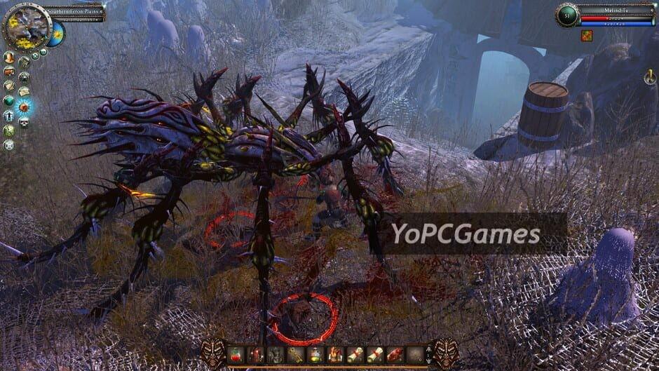 legends of dawn reborn screenshot 1