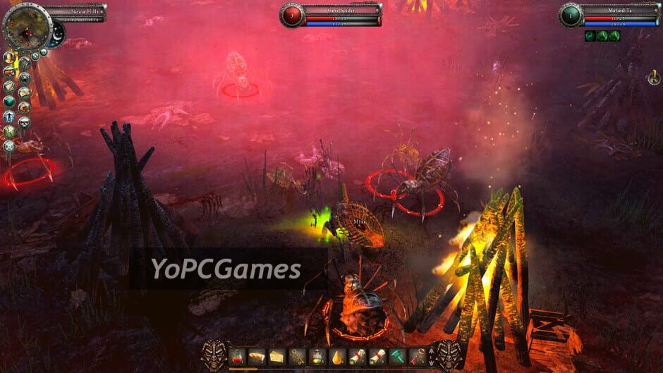 legends of dawn reborn screenshot 5