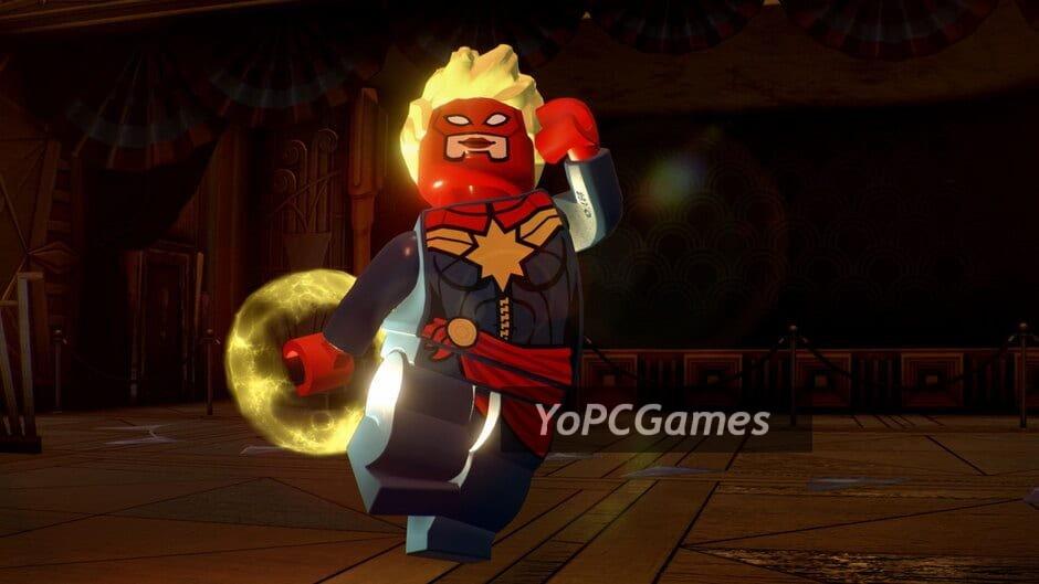 lego marvel super heroes 2 screenshot 2