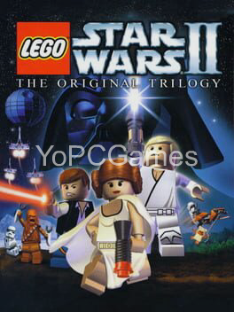 lego star wars ii: the original trilogy pc game