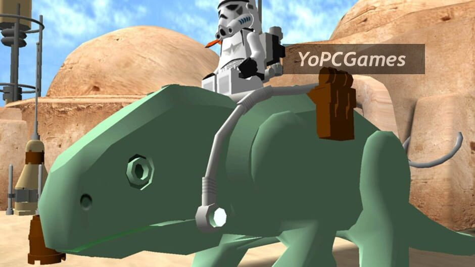 lego star wars ii: the original trilogy screenshot 2