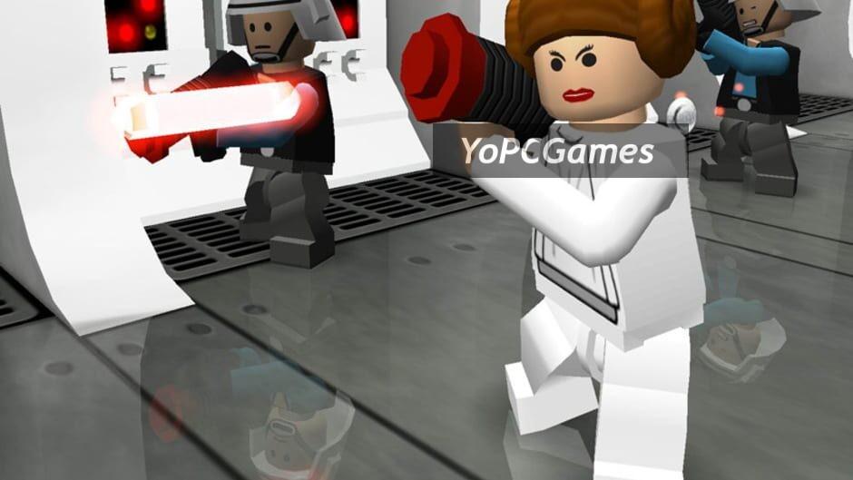 lego star wars ii: the original trilogy screenshot 3