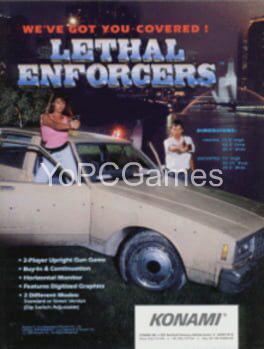lethal enforcers pc game
