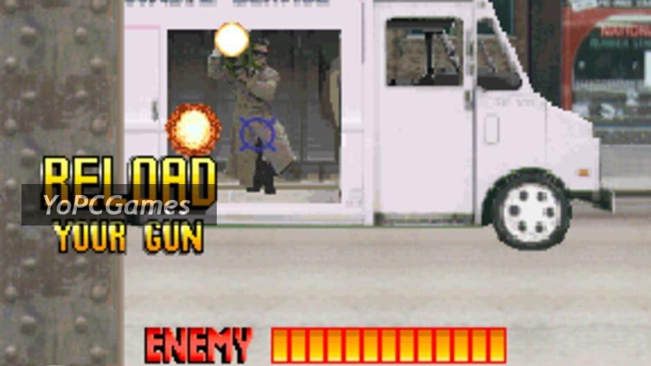 lethal enforcers screenshot 3