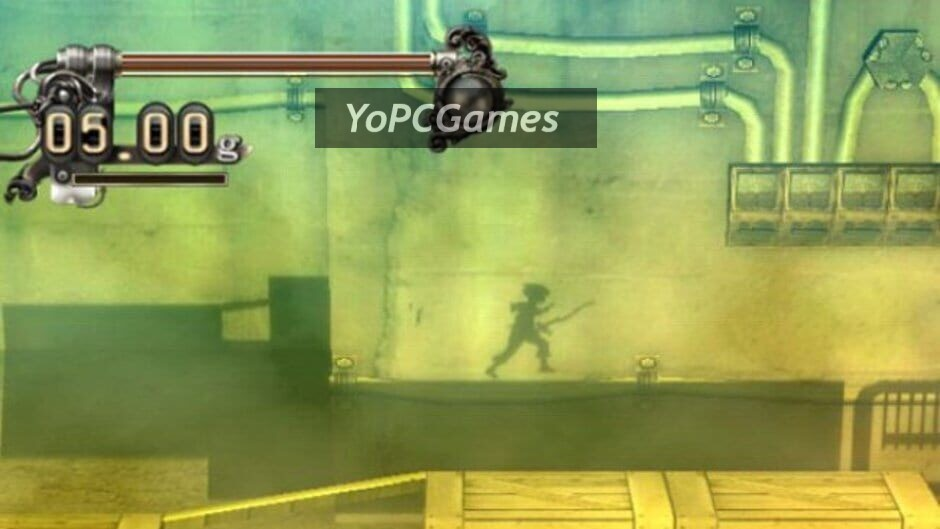 lost in shadow screenshot 1