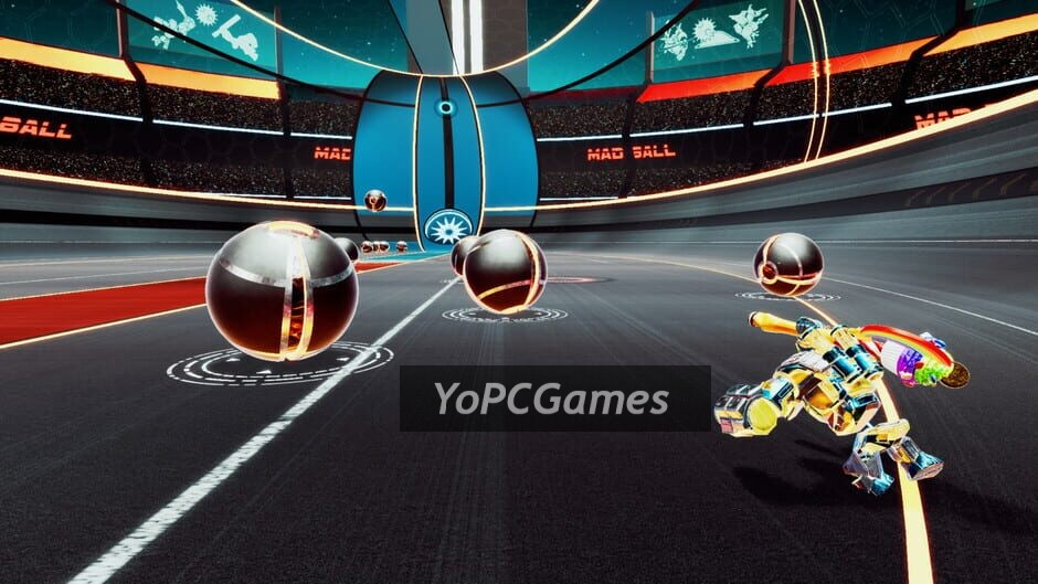 mad ball screenshot 3