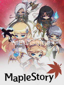 maplestory poster