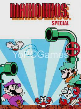 mario bros. special game