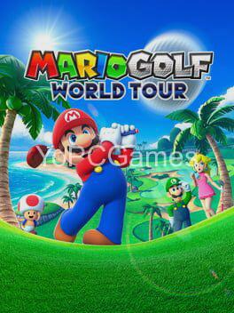 mario golf: world tour cover