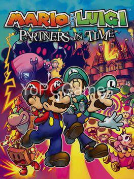 mario & luigi: partners in time pc