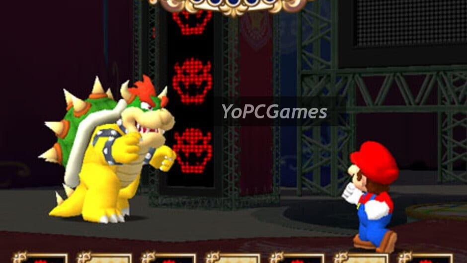 mario party fushigi no korokoro catcher screenshot 1