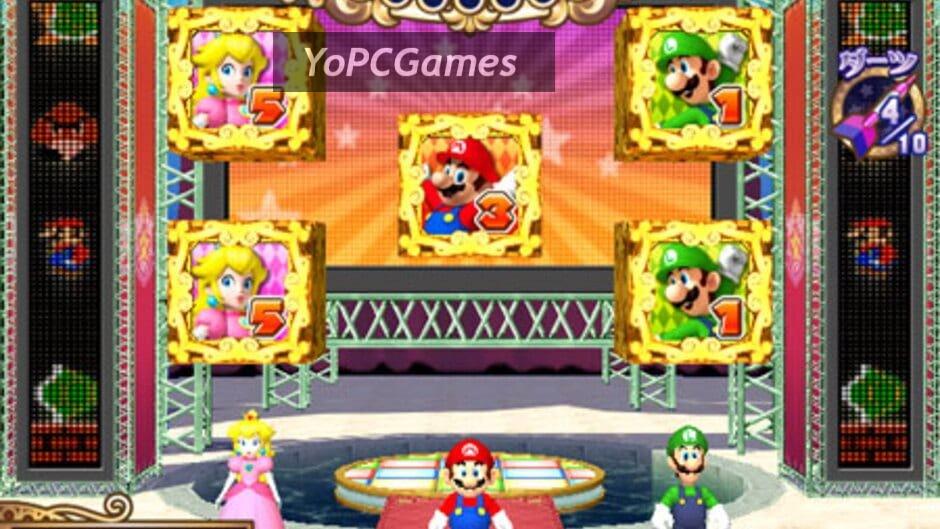 mario party fushigi no korokoro catcher screenshot 2