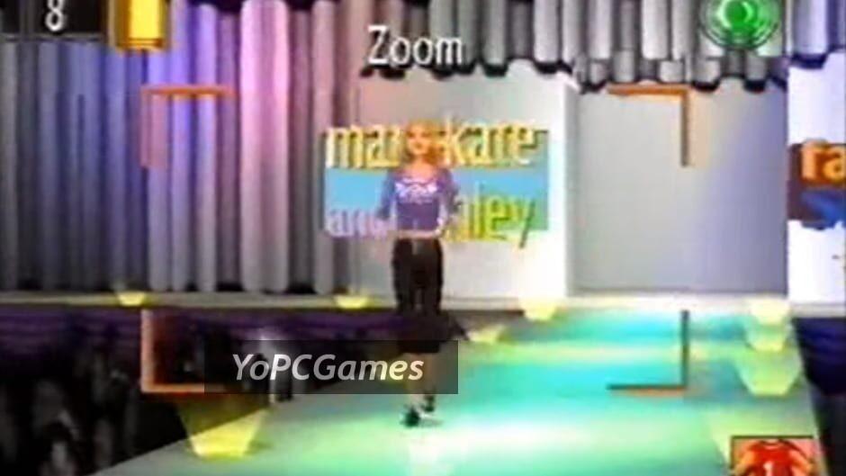 mary-kate & ashley: magical mystery mall screenshot 3