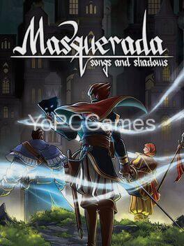 masquerada: songs and shadows game