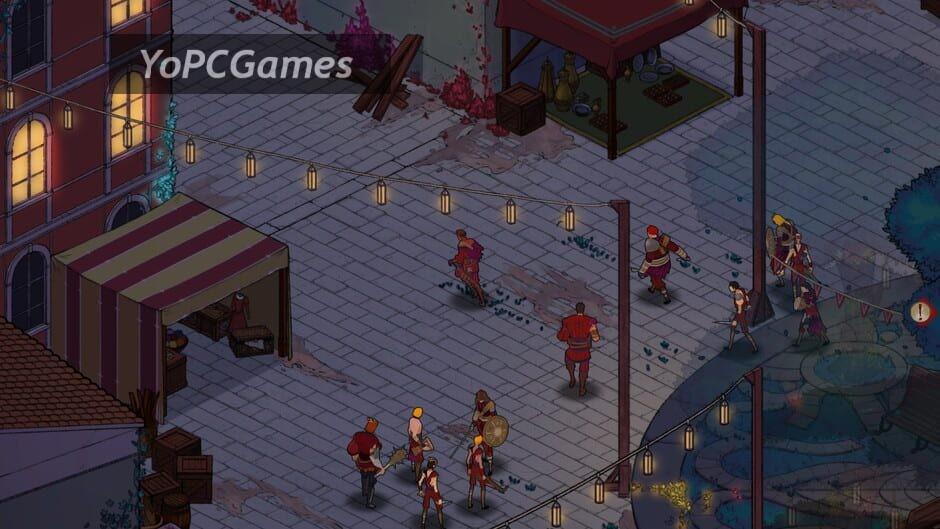 masquerada: songs and shadows screenshot 1