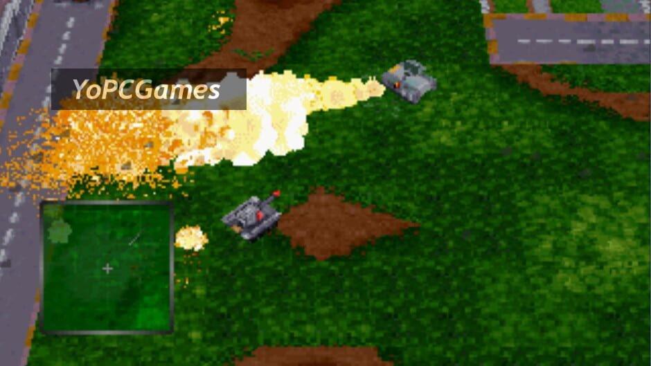mass destruction screenshot 1