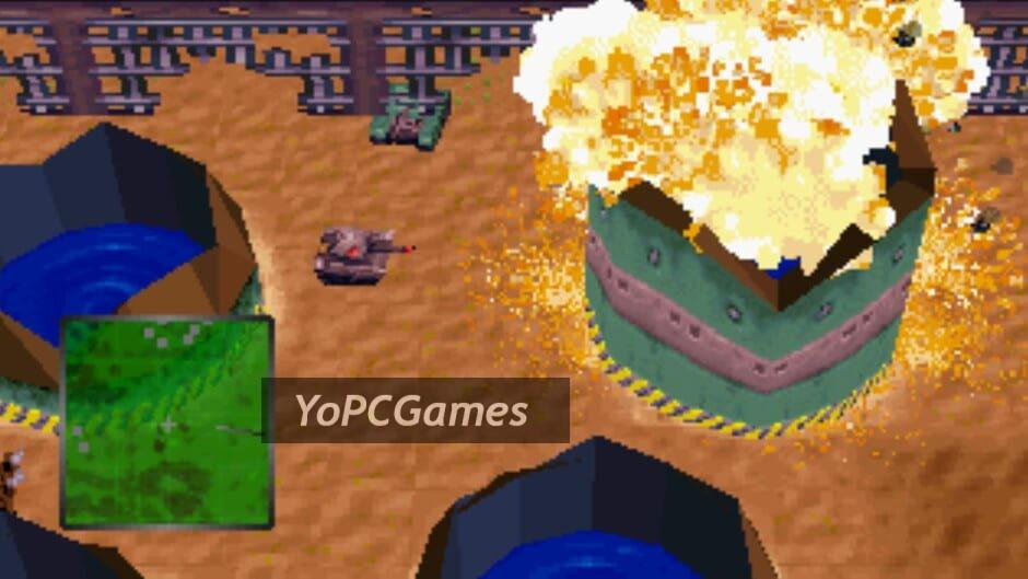 mass destruction screenshot 2