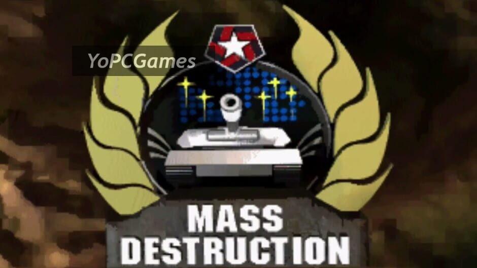 mass destruction screenshot 5