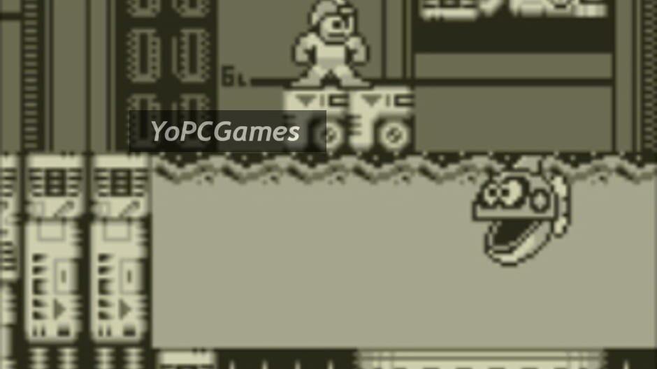 mega man iv screenshot 1