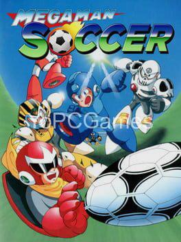 mega man soccer for pc