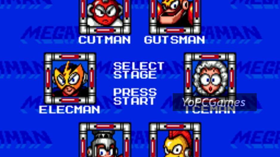mega man: the wily wars screenshot 1