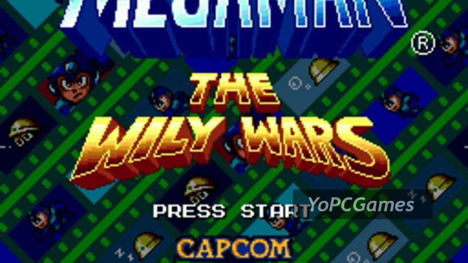 mega man: the wily wars screenshot 2