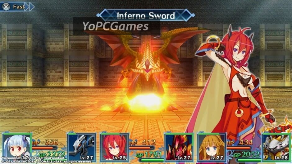 meiq: labyrinth of death screenshot 2