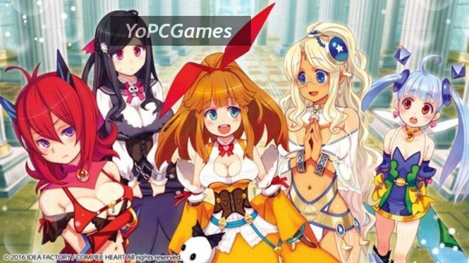 meiq: labyrinth of death screenshot 4