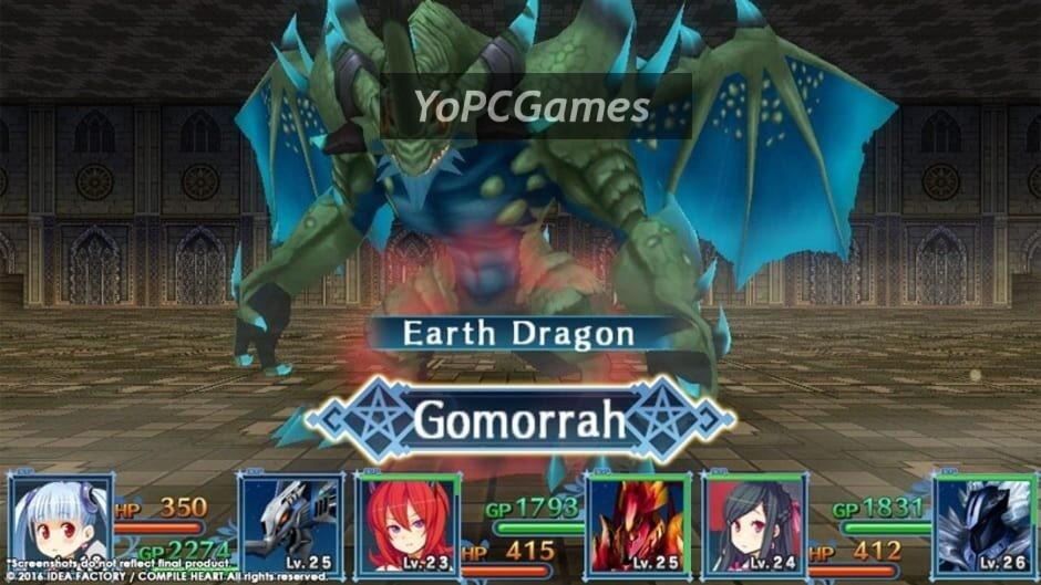meiq: labyrinth of death screenshot 5