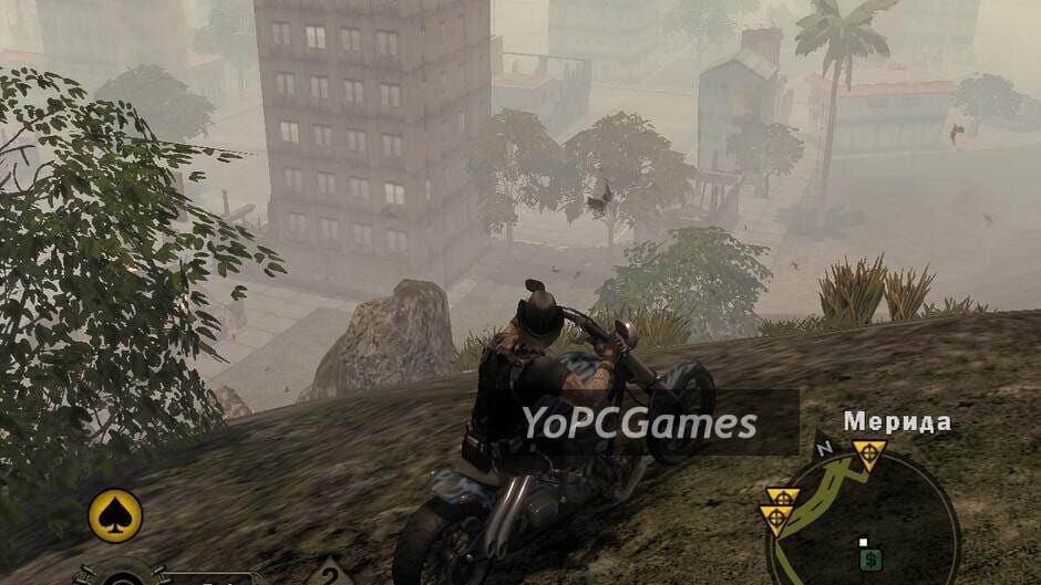 mercenaries 2: world in flames screenshot 3