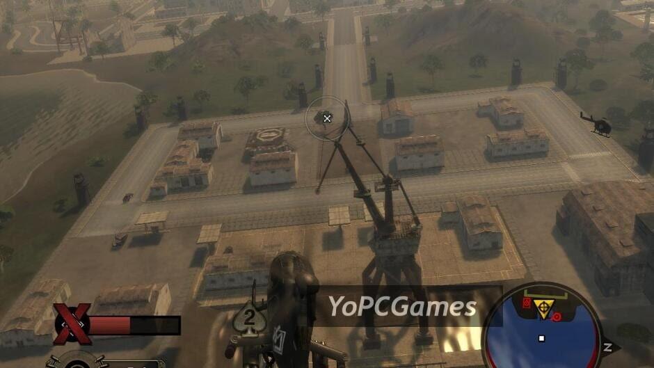 mercenaries 2: world in flames screenshot 5