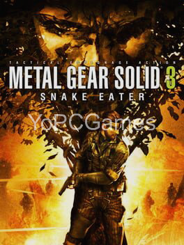 metal gear solid 3: snake eater pc game