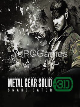 metal gear solid: snake eater 3d pc