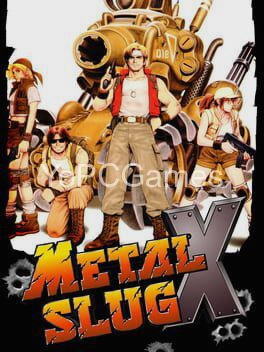metal slug x pc