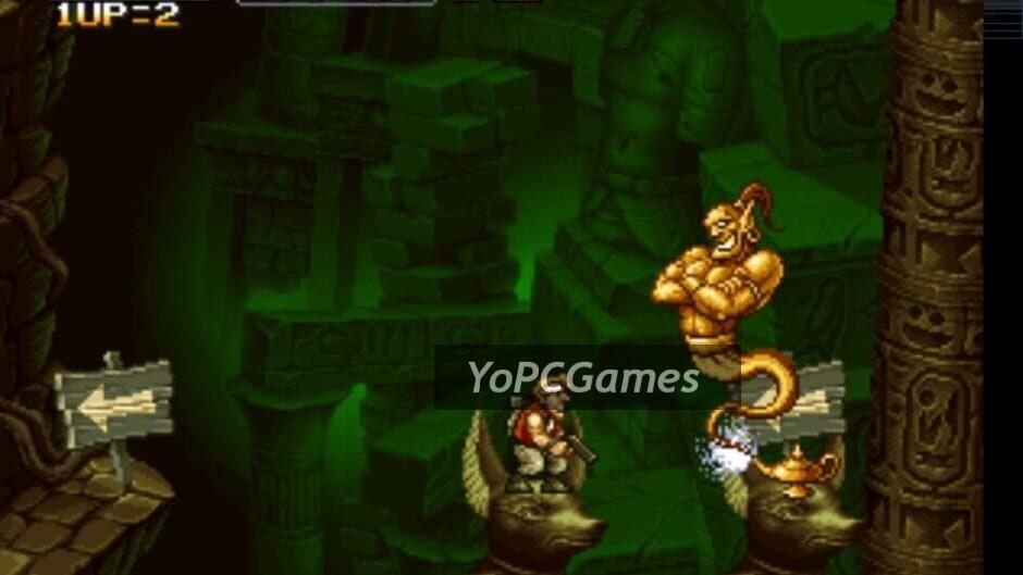 metal slug x screenshot 5