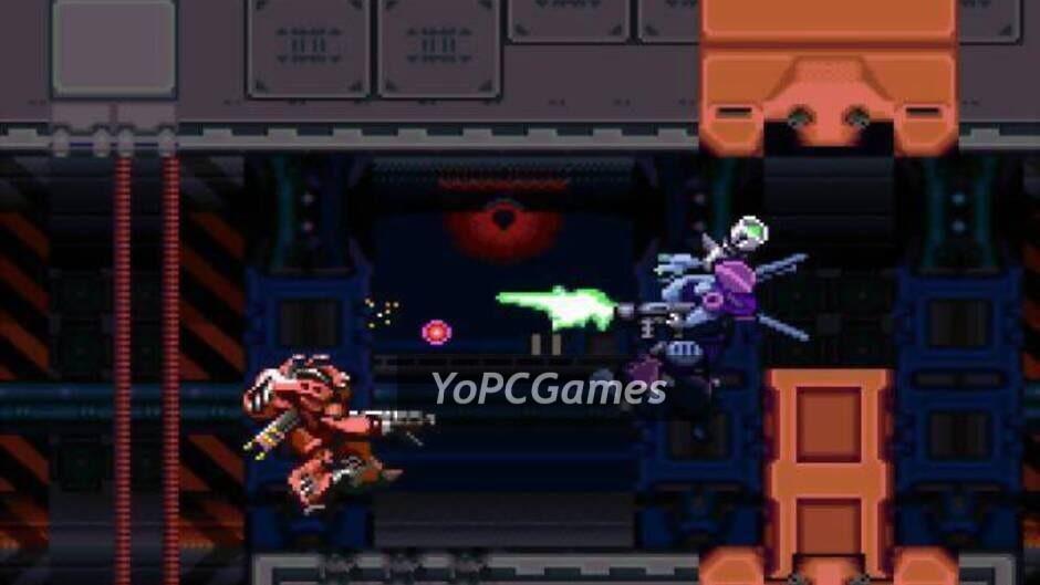 metal warriors screenshot 3