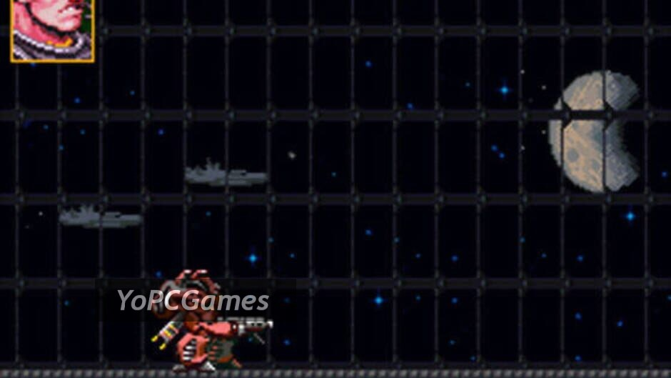 metal warriors screenshot 4