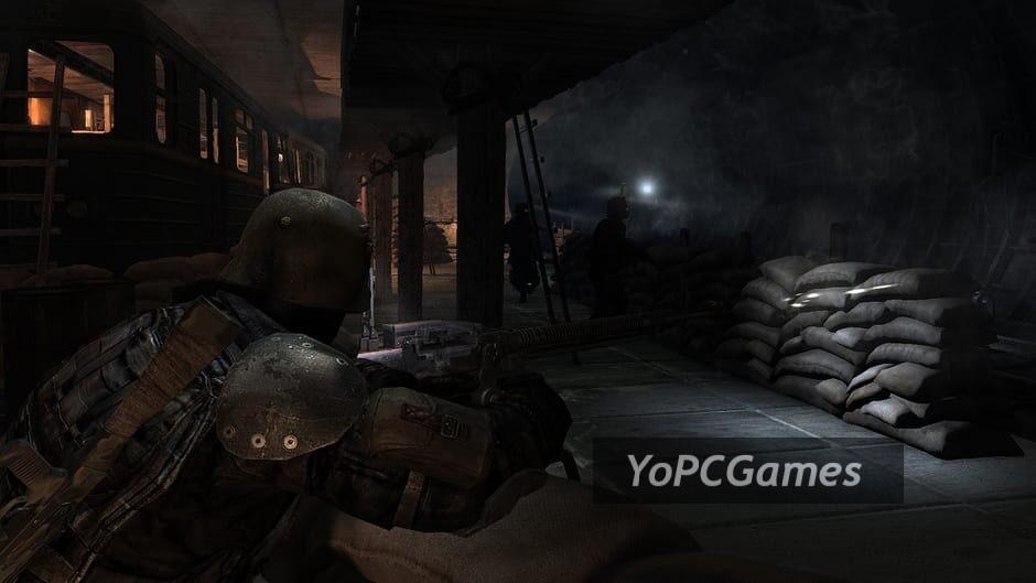 metro 2033 screenshot 2