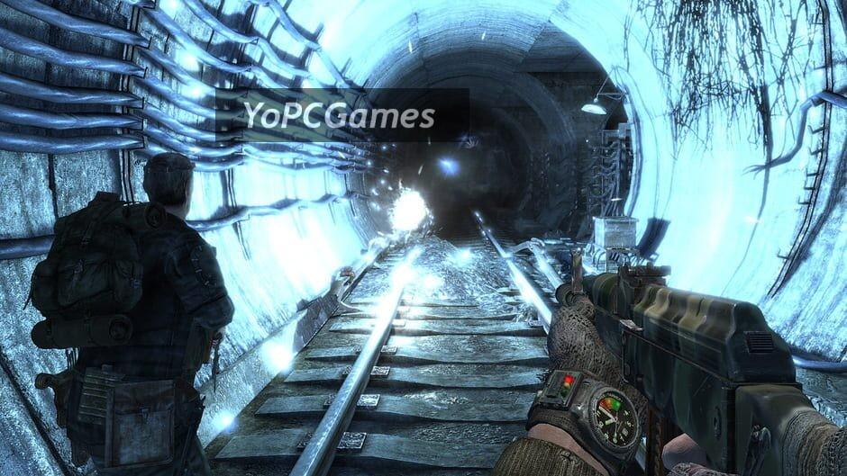 metro 2033 screenshot 3
