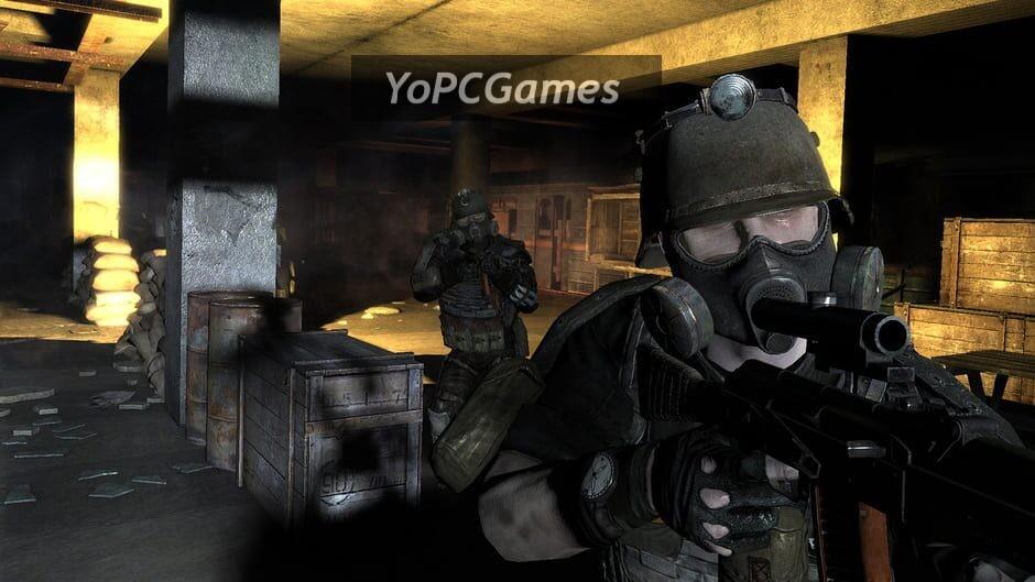 metro 2033 screenshot 4
