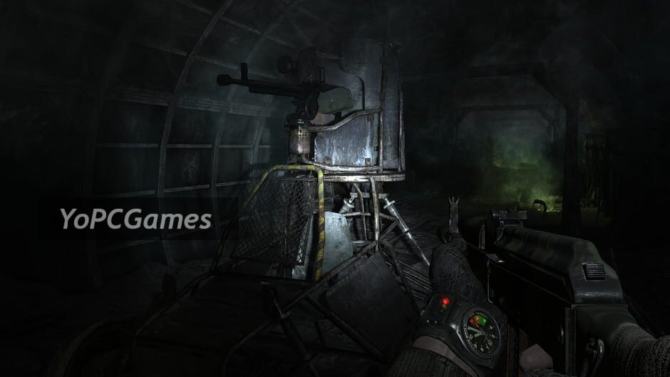 metro 2033 screenshot 5