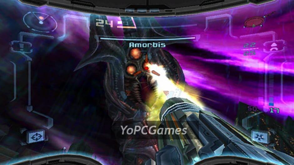 metroid prime: trilogy screenshot 1