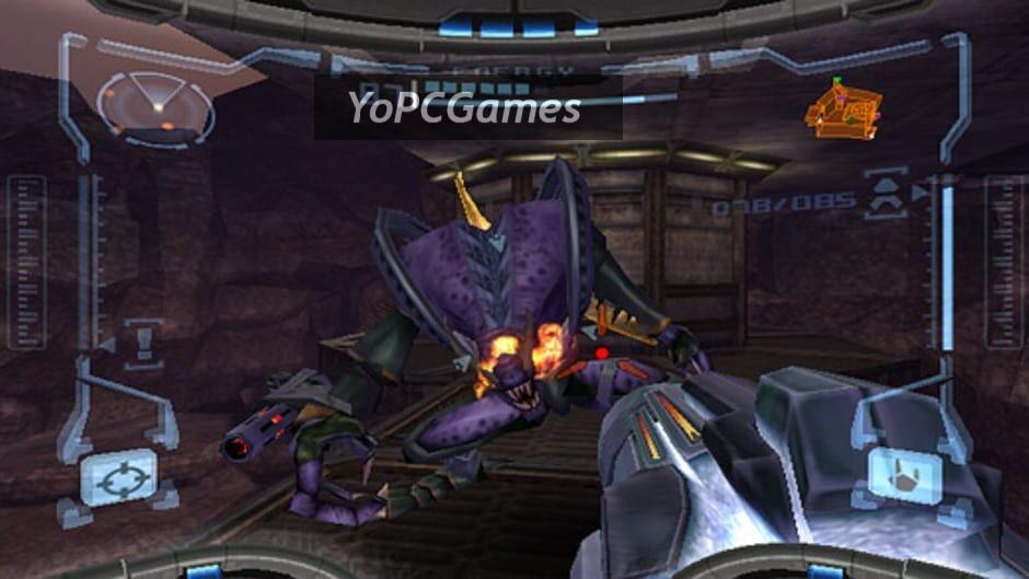 metroid prime: trilogy screenshot 2