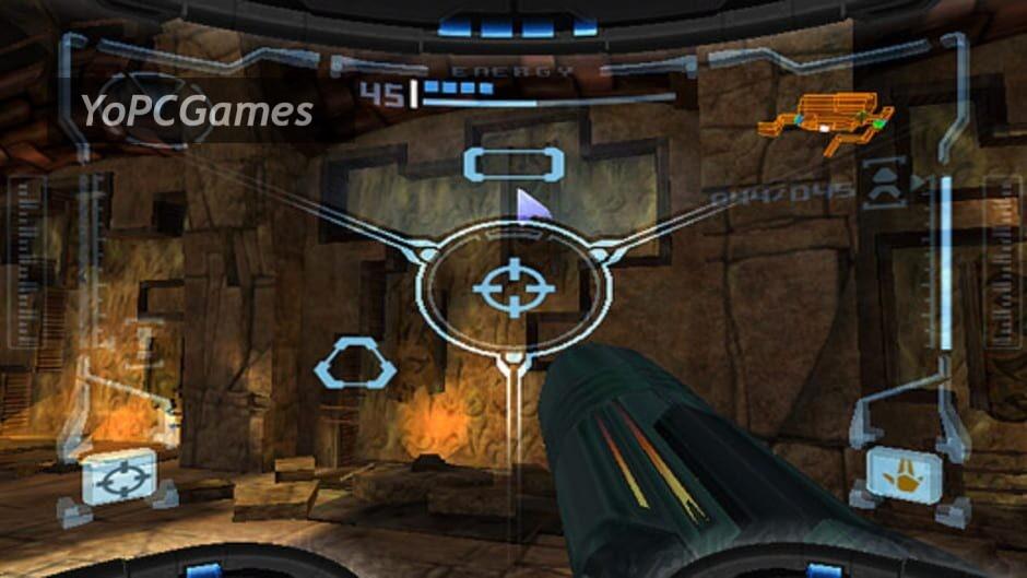 metroid prime: trilogy screenshot 3