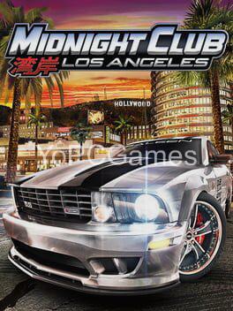 midnight club: los angeles pc