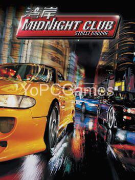 midnight club: street racing pc game