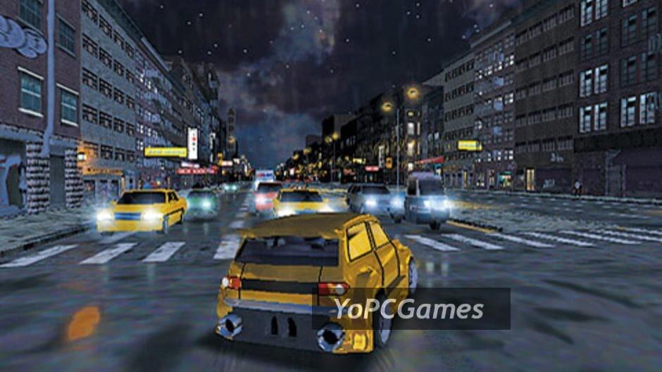 midnight club: street racing screenshot 1