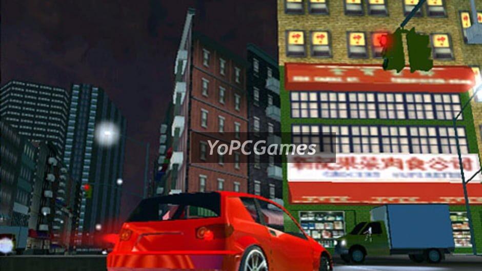 midnight club: street racing screenshot 2