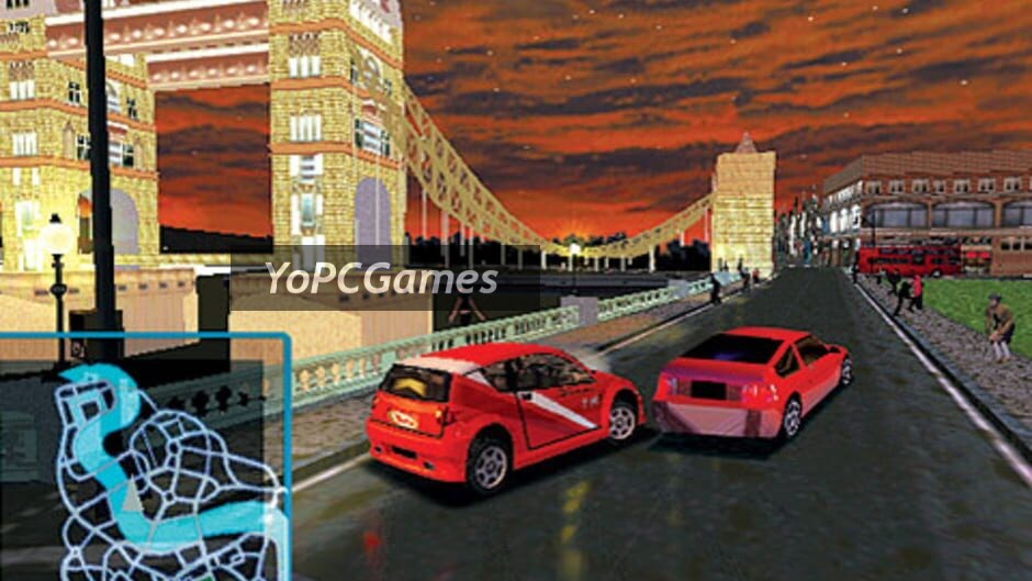 midnight club: street racing screenshot 3