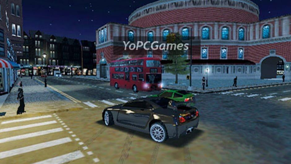 midnight club: street racing screenshot 4